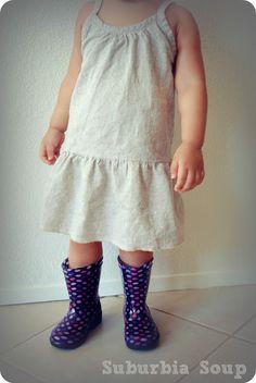 suburbia soup: Baby Slip Dress Pattern