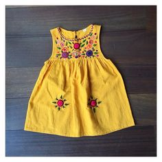 These little girl embroidered dresses are just so perfect we want one in our size. (We are still looking.) Until then we think these beautifully crafted dresses make the perfect one of a kind gift. Also comes in red and royal blue, fits size 12-24 months. #dress #girls #childrensfashion #babyshower #gift #giftideas #mommybloggers #globalstyle #stylishkids To purchase contact us at please contact us at shop@bastimentotrade.com