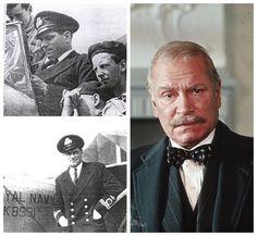 Laurence Olivier-Fleet Air Arm-WW2-Lieutenant RNVR (Actor)