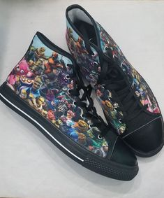 fdfc29d8d9a8b Fortnite Canvas High Tops Men s Size 11 Gear Valor Limited Edition  fashion   clothing  shoes  accessories  unisexclothingshoesaccs  unisexadultshoes  (ebay ...