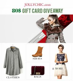 SummerCaffe: Giveaway from JollyChic - Win a 80$ certificate - Valentine's Day Gift!