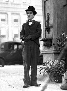 Apr 16 - ON THIS DAY in 1889, future Hollywood legend Charlie Chaplin was born Charles Spencer Chaplin in London, England!