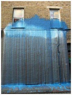 Rainwall Street Art