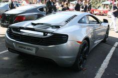 McLaren MP4-12C  0-100 3.5 sec?