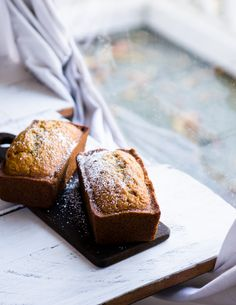 Desserts for Breakfast: Persimmon Spice Tea Cake