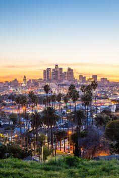 Los Angeles California by discover_la Los Angeles Usa, Los Angeles Travel, Downtown Los Angeles, Los Angeles Skyline, Los Angeles Girl, Los Angeles Vacation, Los Angeles County, San Diego, San Francisco
