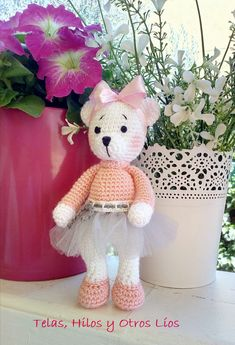 Crochet Home Decor, Mini, Cuddling, Dinosaur Stuffed Animal, Bunny, Pretty, Fabrics, Patterns, Physical Intimacy