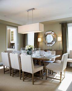 GlucksteinHome Hampton #Dining Table