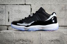 2e5a0bbdcc8e Air Jordan 11 Retro Low Concord 528895-153 Mens Basketball Shoes Black  White Hot Sale
