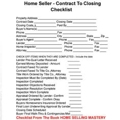 Prospecting for Real Estate Kit | Real Estate Form | Realtor Form ...