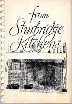 Lot of 5 Cookbooks Including Sturbridge Kitchens Spiral Bound Paperbacks
