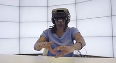 Embodied virtual reality labs for healthcare training  Watch Video Try a Demo
