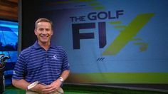 Michael Breed, host of 'The Golf Fix,' teaches a drill for making solid contact and getting your iron shots on line. Click HERE for more Golf Fix content. Download our instruction app from iTunes or Google play