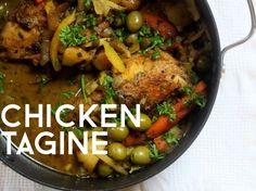 paleo chicken tagine - Google Search