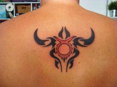 02 Tattoo Zodiac Taurus