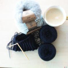 m.i.l.c.h.schaum: ferie fra strikkepinnene