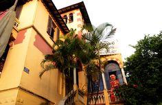"""Todas as quartas-feiras de março e abril, a Casa Amarela promove a oficina """"Dança Própria"""", a partir das 17h, com entrada Catraca Livre."""