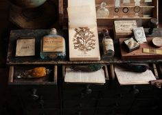 Apothecary Recipes and Alchemist Herbology