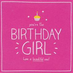 ✿* Birthday Girl *✿