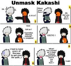 naruto funny pics | Joke 1..Why Did Madra create the Akasutki | NarutoPod.com Forums
