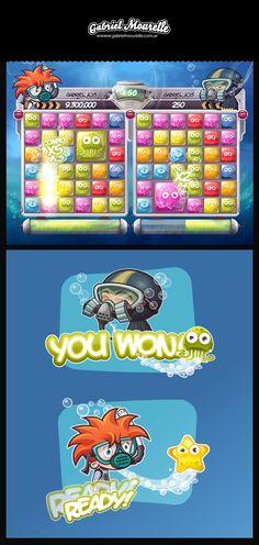 Mobile Game . www.gabrielmourelle.com.ar