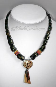 Imagen de fashion, estilo, and black coral
