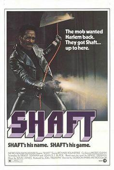 Black Cinema Series:  Shaft by Black History Album, via Flickr