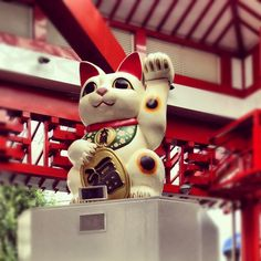 Osu Kannon in Nagoya, Japan  [blaineanderin.com]