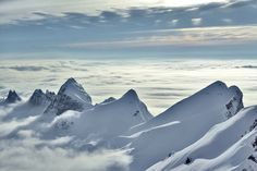how to shoot beautiful pictures above the clouds,