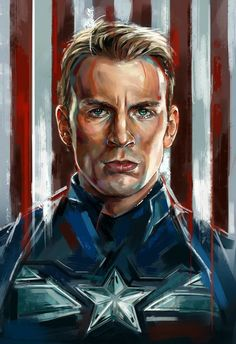 Portraits of Captain America and Iron Man from the upcoming Marvel film, 'Captain America: Civil War. Marvel Films, Marvel Dc Comics, Marvel Characters, Marvel Heroes, Ms Marvel, Marvel Logo, Thanos Marvel, Steve Rogers, Captain America Civil War