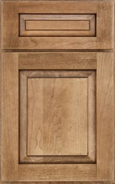 Medallion Cabinets | Potter's Mill Reverse Raised Panel