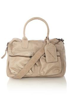 Cowboysbag Schoudertas van leer