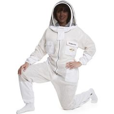 ZEPHYROS PROTECT Beekeeping Suit - Stay Cool & Fresh with Ultimate Protection