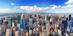 Buildings, skyline, new york, city wallpaper
