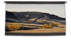 Laurie Gano Lion Country Portfolio: New Tapestries — Landscape Tapestry