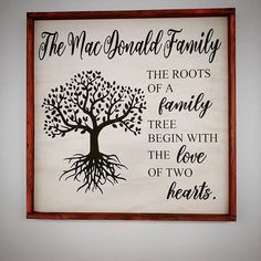 Love how the red framing turn out on this. Urban Rustic, Two Hearts, Roots, Inspirational, Love, Frame, Red, Home Decor, Amor