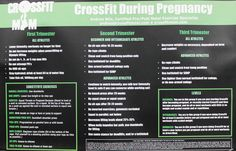 At CrossFit Caveman we provide a family friendly CrossFit environment where all members of the family are welcome, this means you mom-to-be. Whether you have CrossFit before becoming pregnant or are looking for something that you can do to keep in shape while pregnant you have come to the right place. At CrossFit Caveman …