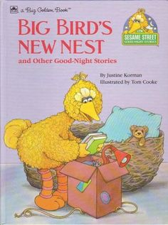 Big Bird's New Nest and Other Good Night Stories