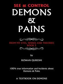 https://www.facebook.com/rizwan.qureshi.391. ....................................SEE & CONTROL DEMONS & PAINS - Rizwan Qureshi : Trafford Book Store