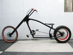 Chopper Bike, Bici americane