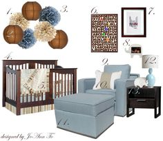 Baby Room Ideas and Children's Party Themes - Page 16 of 212 - Project Nursery Nursery Themes, Nursery Room, Nursery Decor, Room Decor, Nursery Ideas, Tan Nursery, Babyroom Ideas, Brown Nursery, Baby Boy Rooms
