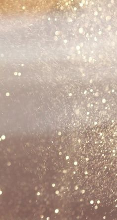 Glitter snow and rain fall iPhone wallpaper