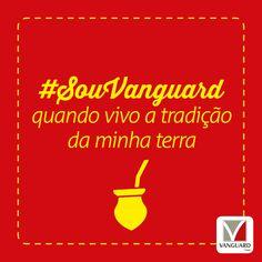 """""""Eu sou do #Sul! É só olhar pra ver que eu sou do Sul!"""" (Elton Saldanha) #SouVanguard #RioGrandeDoSul #RevoluçãoFarroupilha"""