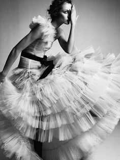 Layers of Tulle!