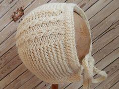 Ravelry: Princess Charlotte's Bonnet pattern by Sarah Lehto