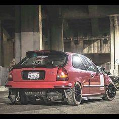 That cut bumper tho. Soufend style