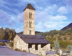 Arinsal Andorra, Building, Places, Travel, Art History, Arquitetura, Middle Ages, Medieval Art, Viajes