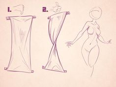 Cartoon Fundamentals: How to Draw the Female Form - Tuts+ Design & Illustration Article