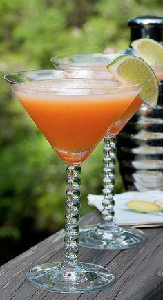 cantaloupe martini....