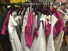 I had to find petticoats for every female in the cast.